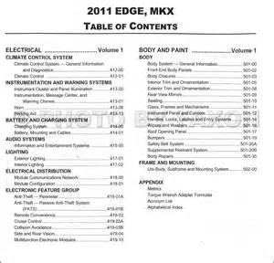 2011 ford edge wiring diagram edge download free printable