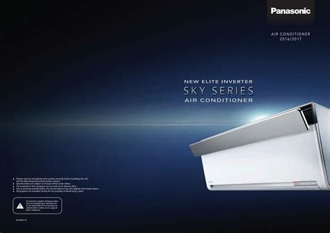 Ac Panasonic Sky Series panasonic sky series air conditioner 2016 by f w shom issuu