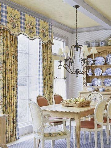 country dining room curtains blue and yellow dining room french country pinterest