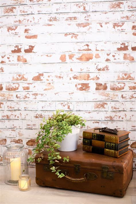 18 best images about Brick Effect Wallpaper Ideas on