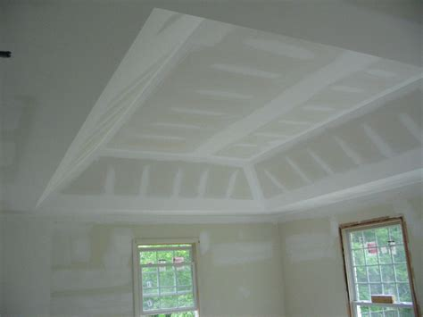 Vaulted Tray Ceiling B C Carpentry Home Additions And Custom Decks