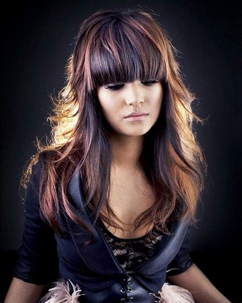 2015 hair colors and styles hair color trends 2015 spring brown and black hair color