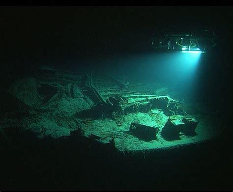 imagenes verdaderas del titanic hundido google earth nos lleva a visitar el titanic a 100 a 241 os de