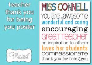 Thank You Letter To Teacher Yahoo Simple Quotes About Teachers Quote
