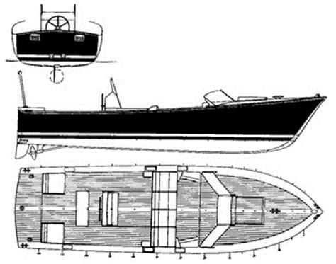speed boat blueprint one secret motor boat plans free guide