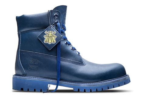 blue boots bee line blue boot limited release