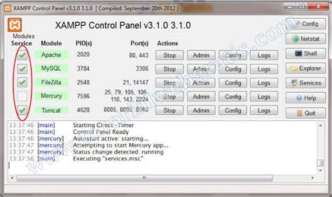 cara membuat website di xammp cara membuat web server di komputer dengan xampp artikel
