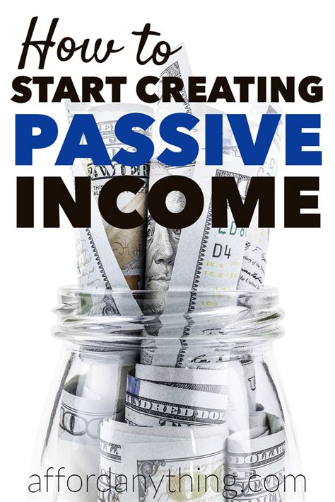 how to make money earning passive income with your spare time from home books how to start to create passive income part ii