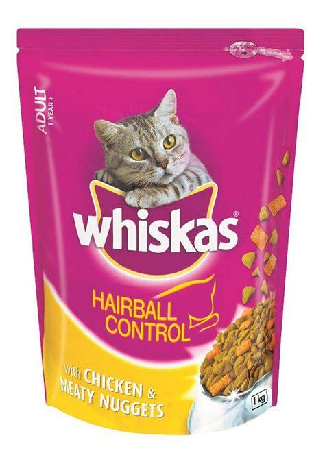 Whiskas 1 1kg Hairball whiskas speciality hairball cat food 1kg buy