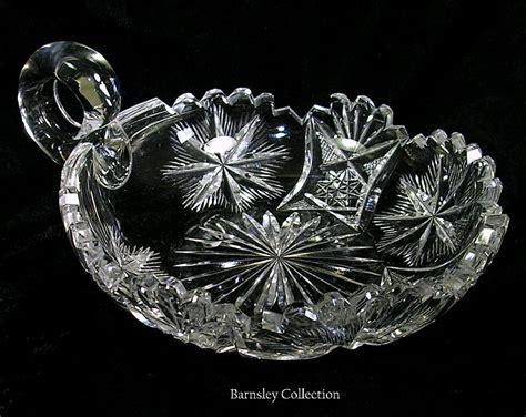 American Brilliant Cut Glass Vase Cut Glass Patterns Images