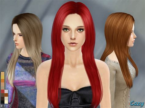 Sims 4 Hairstyles The Sims Catalog | over the light hairstyle sims 4 the sims 4 catalog