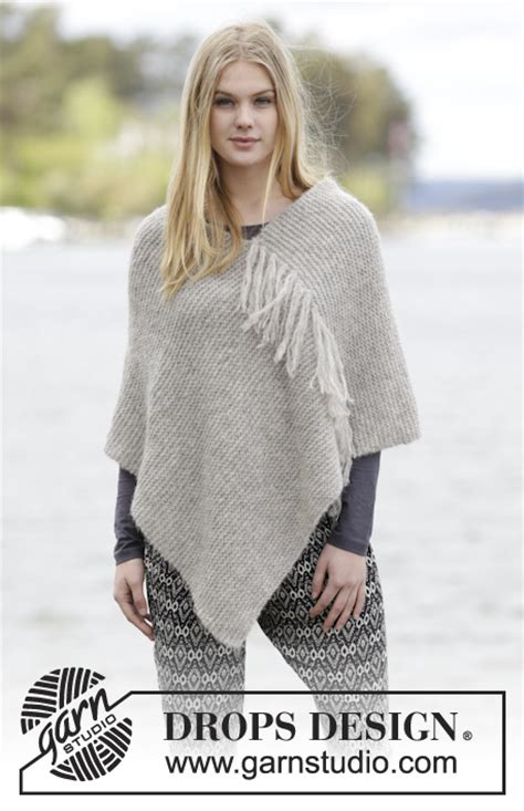 drops design tutorial video lorelei drops 166 30 free knitting patterns by drops