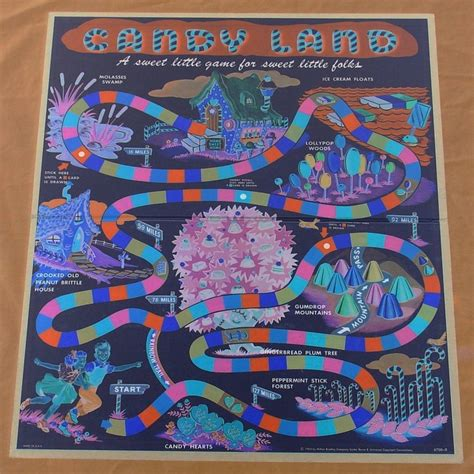 layout game printable candyland board layout candyland game board