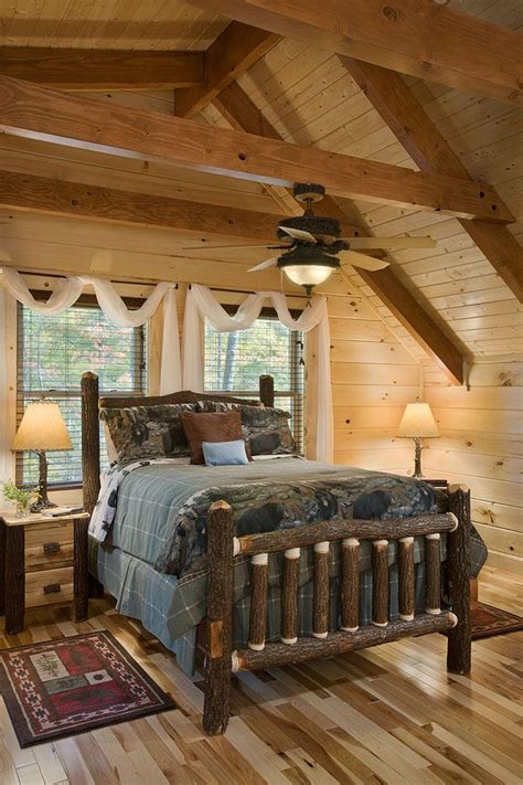 Log Home Bedroom Decorating Ideas Best 25 Log Home Bedroom Ideas On Log Cabin Bedrooms Soapp Culture