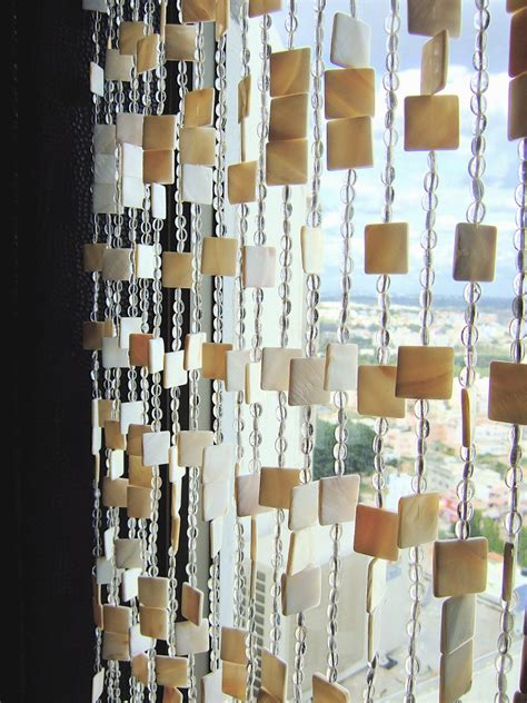 shell door curtains acrylic pearl bead curtain memories of a butterfly buy