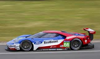 new ford race car new ford gt to race in united sportscar chionship 24