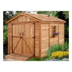 Wooden Outdoor Storage Sheds by Summers Outdoor Storage Shed Reviews
