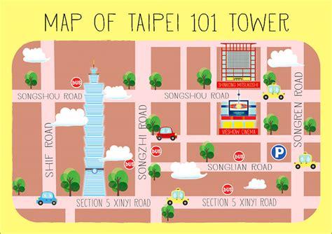 101 Korean Shopping Guide Oleh Kristie illustrated travel guide of taipei liv wan illustration