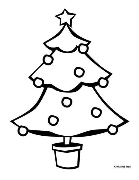 Christmas Coloring Pages Gift Of Curiosity Tree With Gifts Coloring Page