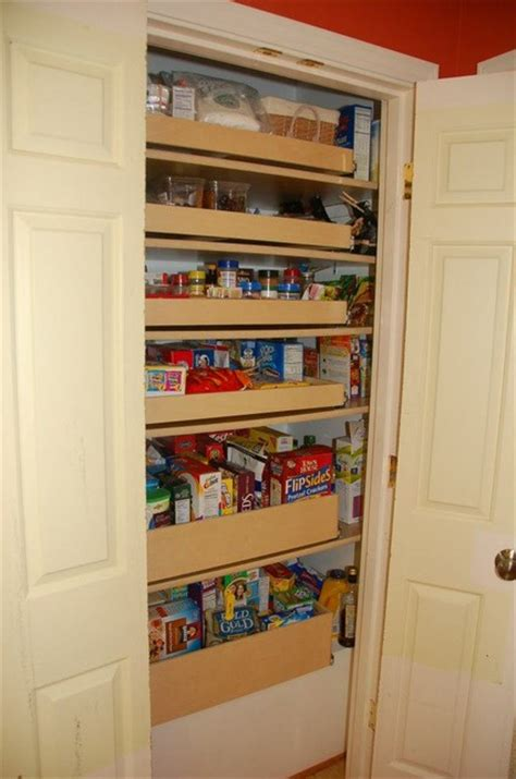 Pantry With Pull Out Drawers by Pull Out Pantry Shelves Louisville By Shelfgenie Of