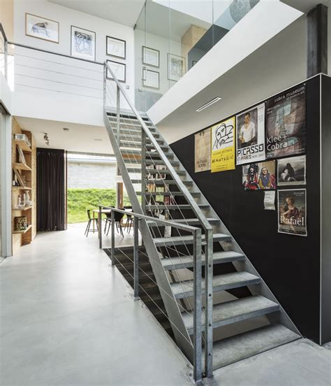 home stairs decoration modern rural home stairway interior design ideas