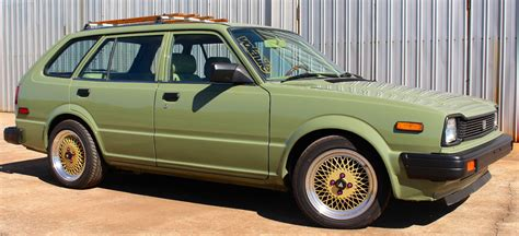 for sale 1983 honda civic wagon with a b18b engine