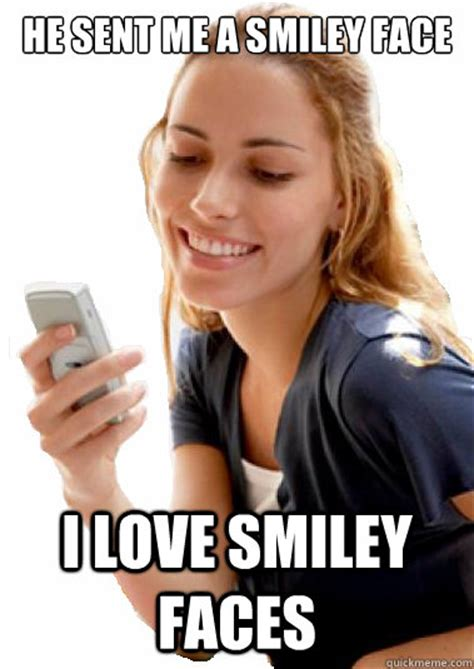 Add Meme Face To Photo - he sent me a smiley face i love smiley faces frustrating