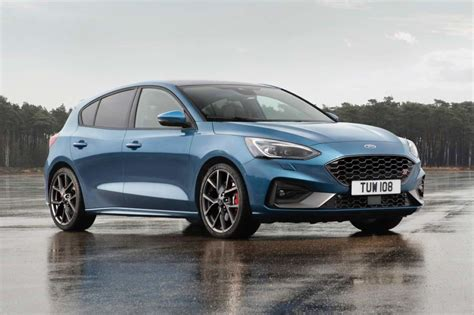 2019 Ford 2 3 Ecoboost by Ford Focus St 2019 Con Nuevo Motor 2 3 Ecoboost De 280 Cv