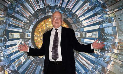 Large Hadron Collider Research Paper by Higgs Would Not Find His Boson In Today S Publish Or