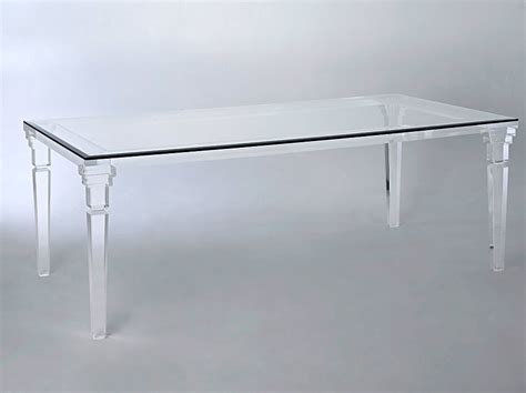 Acrylic Dining Sets Acrylic Furniture Tables Chairs Acrylic Dining Tables