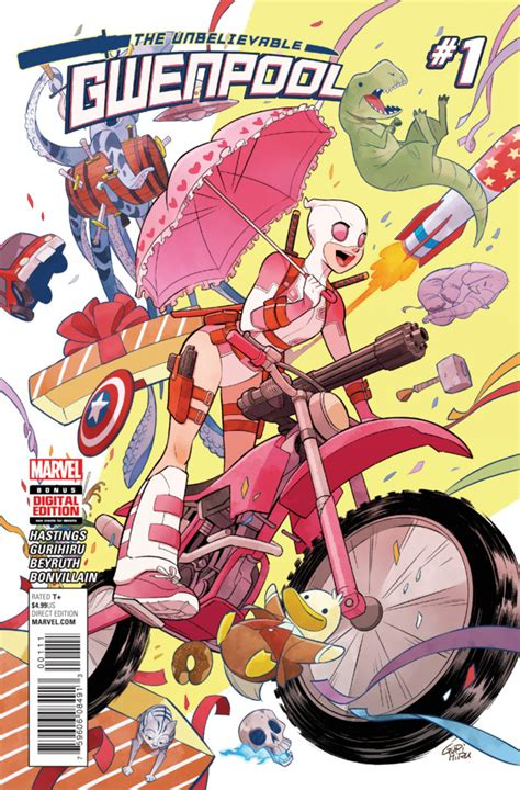 slideways a of the multiverse novel volume 1 books the gwenpool volume comic vine