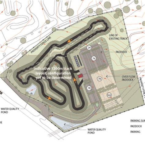 go kart circuit design racetrackdesigns amc architecture canberra go kart club pialligo