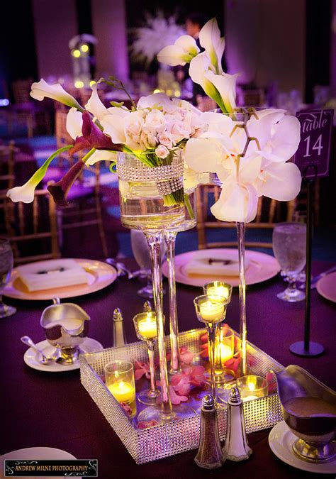 25 Stunning Wedding Centerpieces Part 11 Belle The Centerpiece Ideas