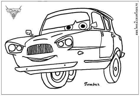 Disney Cars Colouring Pages To Printllll L