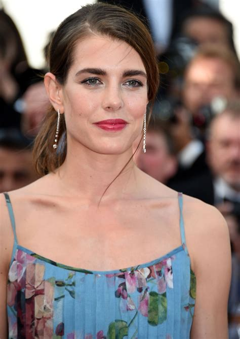 Used Makeup Vanity Charlotte Casiraghi S Beauty Is Enhanced By Gucci