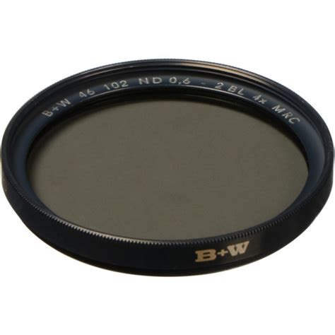 B W 46mm 0 9 Nd Mrc 103m Filter used b w 46mm 0 6 nd mrc 102m filter 66 011250 b h photo