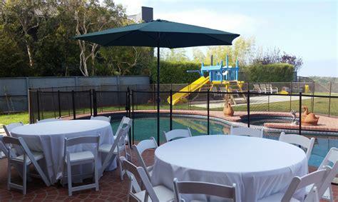 Patio Umbrella Rentals Our Event Rental Gallery Big Blue Sky Rentals