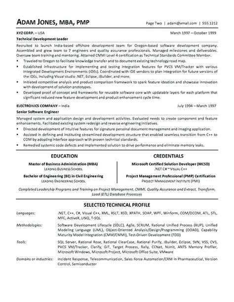 resume writing for freshers tips best resume format experienced software engineers sle resume entry level software engineer