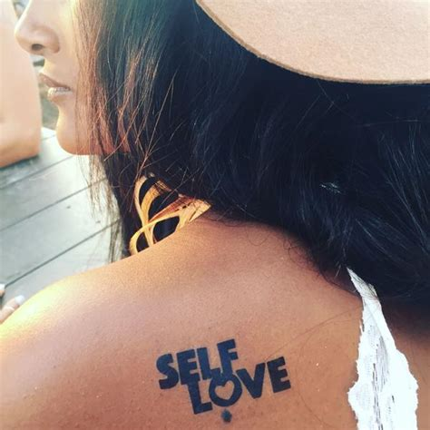 self love tattoos all manifestation tattoos conscious ink