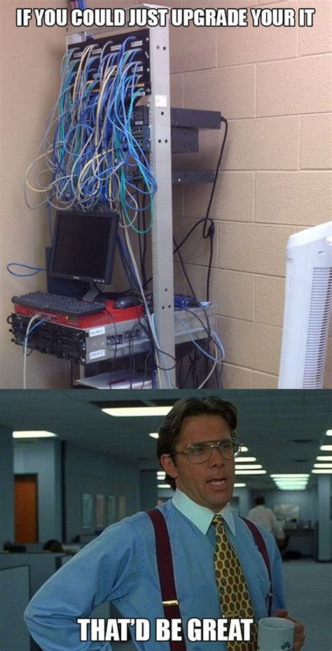Cable Meme - telecom cloud byod meme data center cable tech humor funny