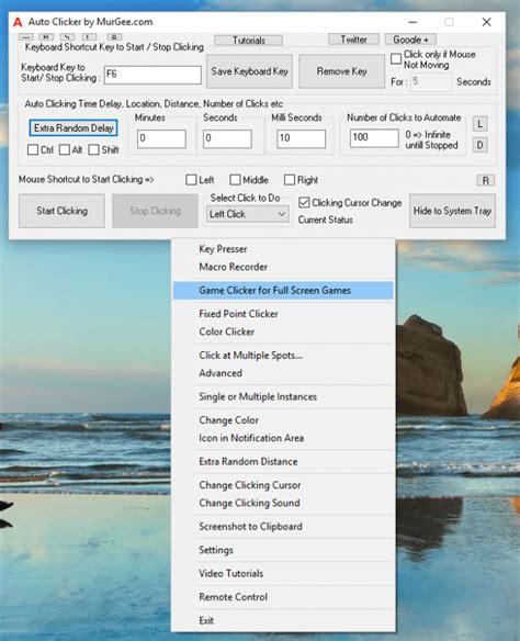 Auto Clicker Bot by Auto Clicker Download Clicker And Automate Mouse Cursor