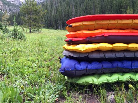 the best sleeping pads of 2017 outdoorgearlab