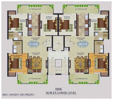 Duplex House Floor Plans Indian Style | duplex house plans indian style homedesignpictures