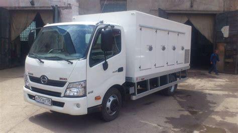 truck freezer hino mobil pendingin refrigerated truck hino 300