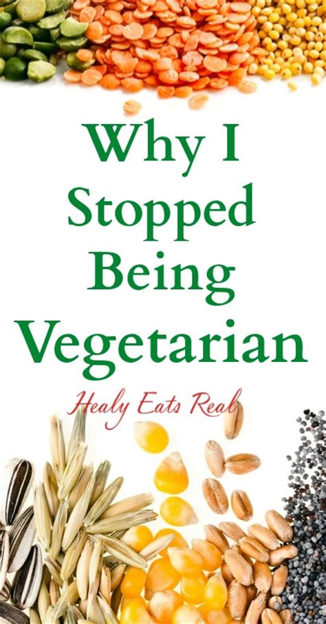 how to become a vegetarian everything you need to ideas tips tricks recipes and a plan books why i stopped being vegetarian healy eats real