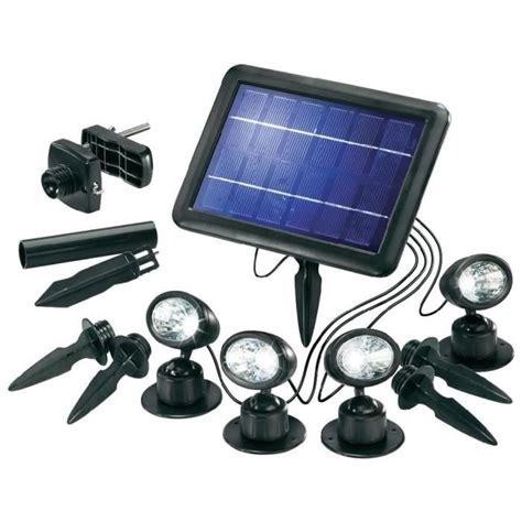 eclairage solaire led eclairage de jardin solaire esotec 102142 led achat