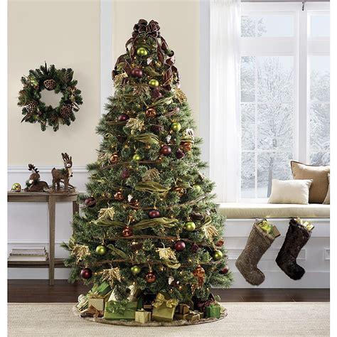 jaclyn smith christmas tree smith 80 complete tree decorating kit golden radiance theme seasonal