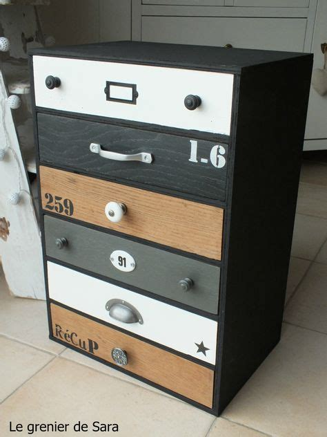 meuble 224 tiroirs broc et patine le grenier de