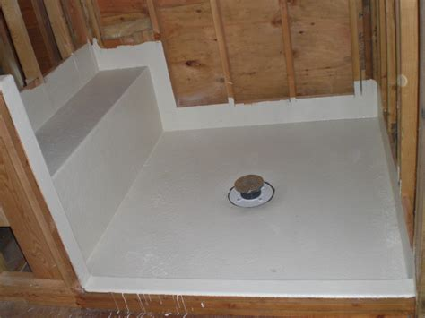 How To Build A Custom Shower by Custom Fiberglass Shower Pans Nj Fiberglass Decks Llc