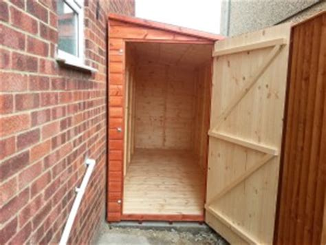 Thin Shed Narrow Garden Sheds Uk Garage Packages